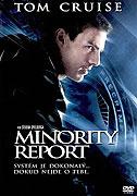 Minority report - 2disková verze DVD (původní znění, CZ titulky )