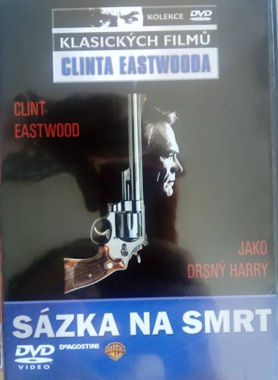 Sázka na smrt (původní znění) DVD