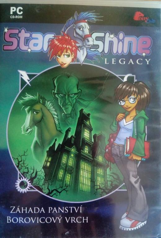 Star Shine Legacy 2: Záhada panství Borovicový vrch PC CD-ROM