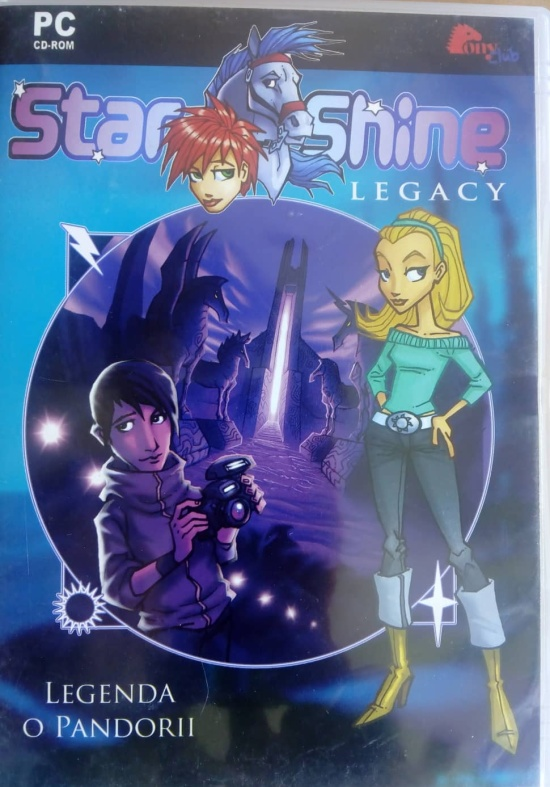 Star Shine Legacy 3: Legenda o Pandorii PC CD-ROM