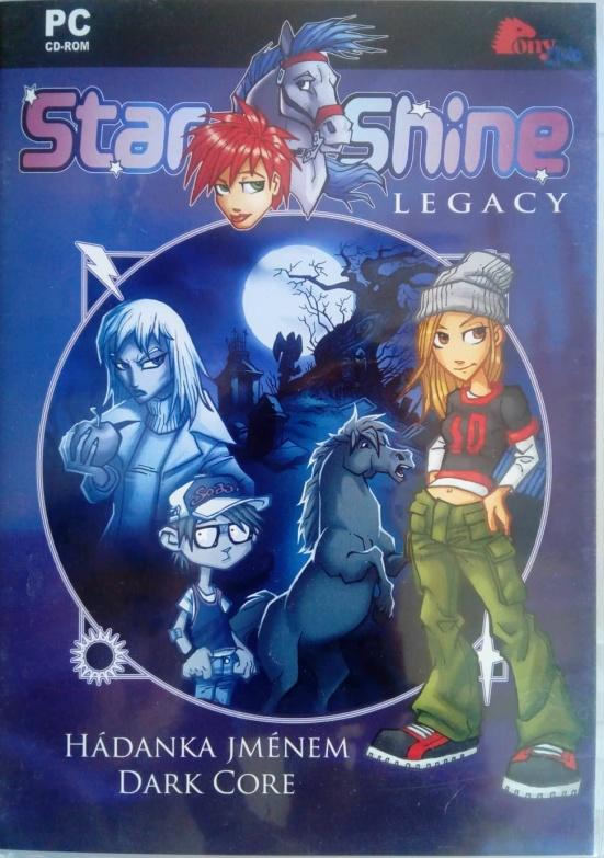 Star Shine Legacy 4: Hádanka jménem Dark Core PC CD-ROM