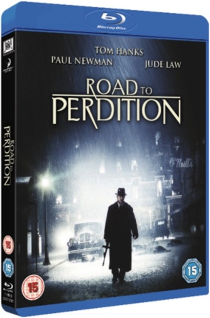 Road to Perdition Blu-ray - DVD