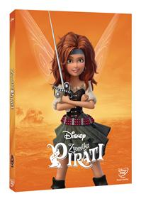 Zvonilka a piráti - Edice Disney Víly DVD
