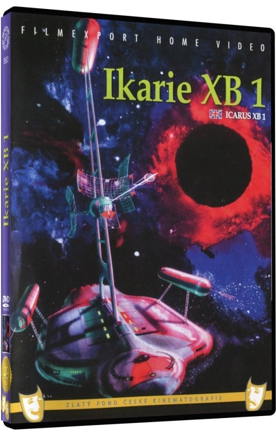 Ikarie XB 1 - DVD Box
