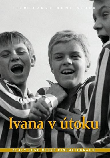 Ivana v útoku - DVD box