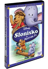 Medvídek Pú: Slonisko a Medvídek Pú - DVD