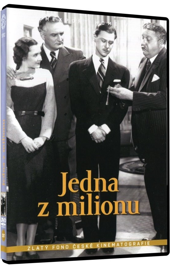 Jedna z milionu - DVD Box