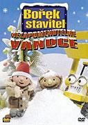 Bořek stavitel: Nezapomenutelné vánoce DVD