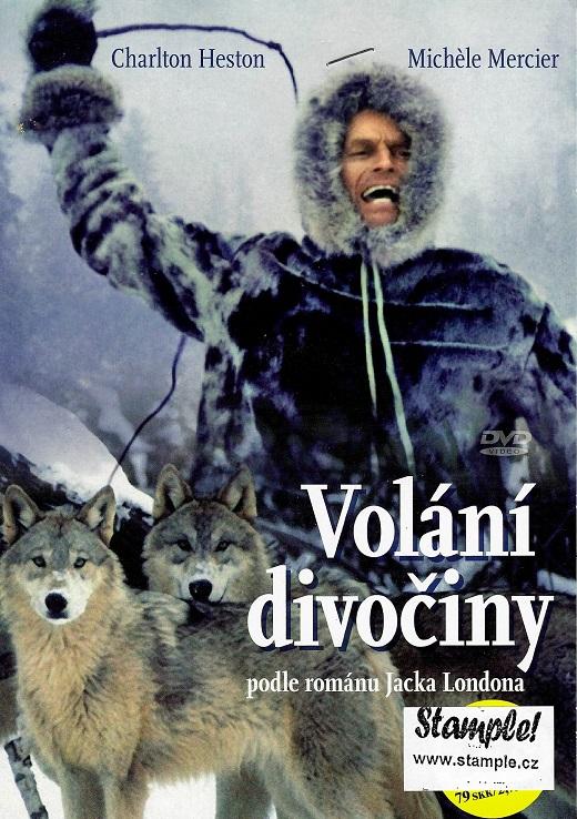 Volání divočiny ( pošetka ) DVD