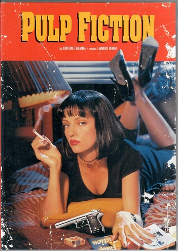 Pulp Fiction ( plast ) DVD
