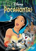 Pocahontas DVD plast