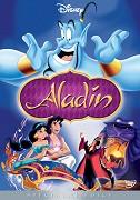 Aladin DVD - plast