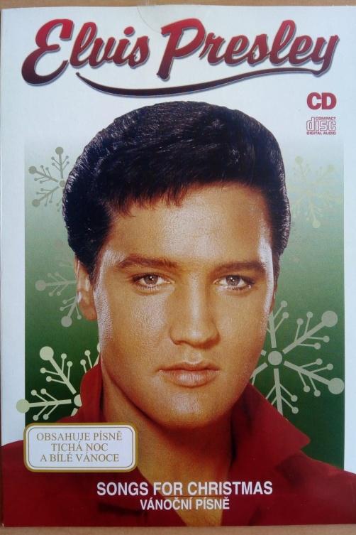 Elvis Presley - Songs for christmas, Vánoční písně CD