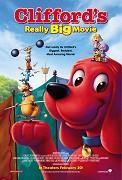 Cliffordovo neobyčejné dobrodružství DVD