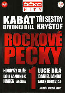 Rockové pecky 1 ( pošetka ) DVD
