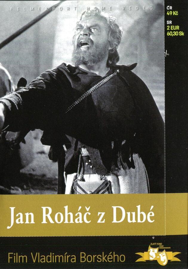 Jan Roháč z Dubé - Papírová pošetka DVD