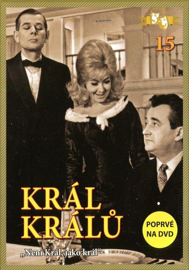 Král králů - Papírová pošetka DVD