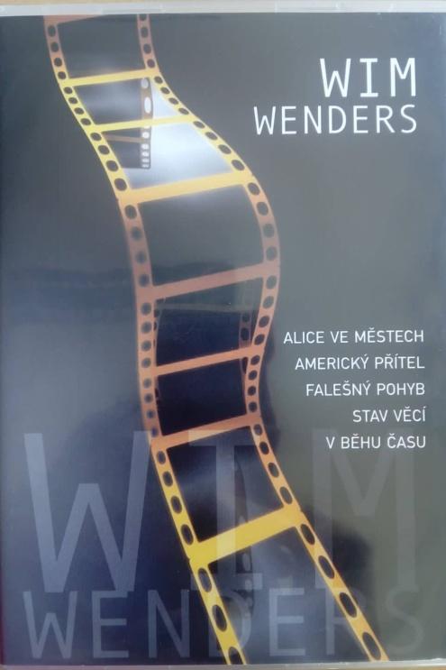 Wim Wenders: Alice ve městech, Americký přítel, Falešný pohyb,  Stav věcí, V běhu času DVD
