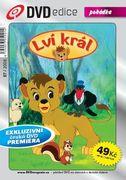 Lví král DVD pošetka
