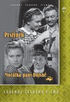 Prstýnek / Morálka paní Dulské - DVD papírová pošetka