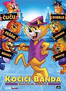 Kočičí banda DVD - pošetka