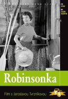 Robinsonka - DVD papírová pošetka