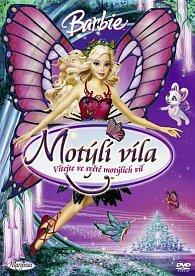 Barbie Motýlí víla DVD