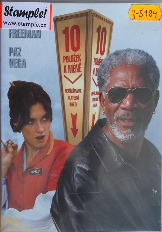 10 položek a méně DVD (bazarové zboží)