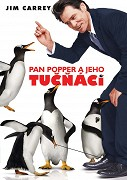 Pan Popper a jeho tučňáci - DVD plast