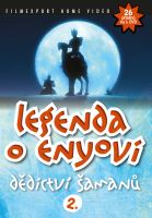 Legenda o Enyovi 2. - DVD slim