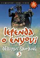 Legenda o Enyovi 3. - DVD slim