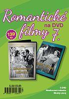 Romantické filmy 7 – 2x DVD digipack (Maskovaná milenka + Modrý závoj)
