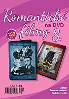Romantické filmy 8 – 2x DVD digipack (Andula vyhrála + Žena na rozcestí)