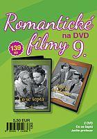 Romantické filmy 9 – 2x DVD digipack (Co se šeptá + Jarčin profesor)