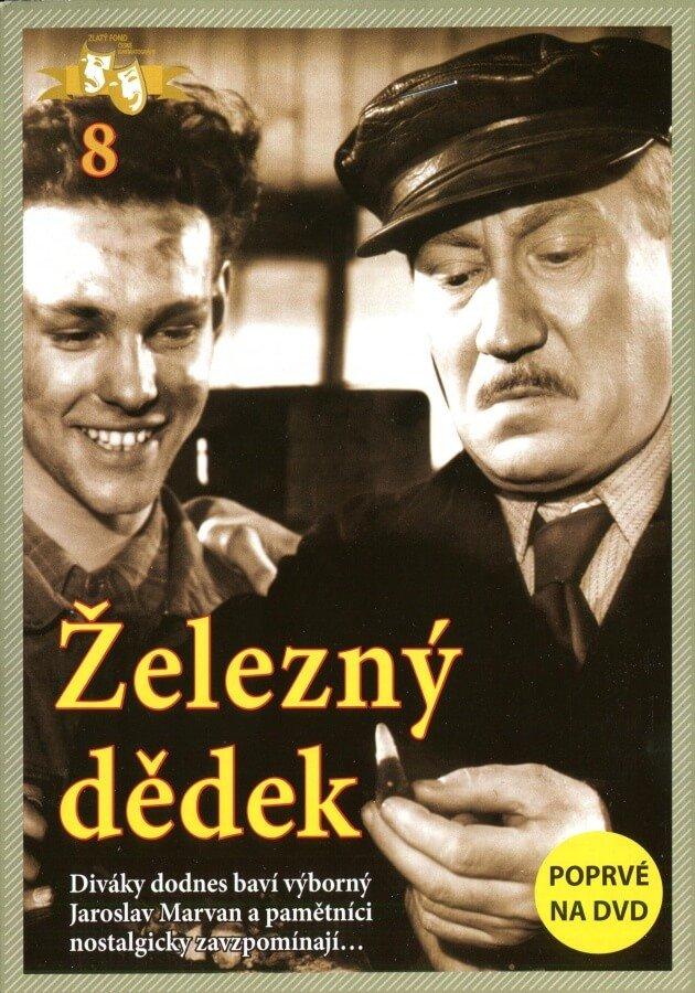 Železný dědek - papírová pošetka DVD