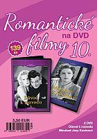 Romantické filmy 10 – 2x DVD digipack (Důvod k rozvodu + Minulost J. Kosinové)