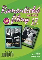 Romantické filmy 17 – 2x DVD digipack (Jarka a Věra + Konečně sami)