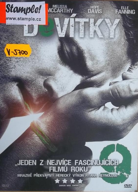 Devítky - digipack DVD (bazarové zboží)