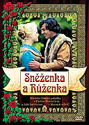 Sněženka a Růženka DVD (bazarové zboží)