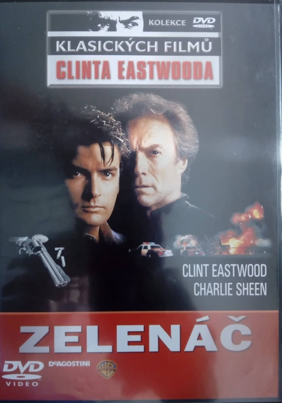 Zelenáč (původní zění, cz titulky) DVD