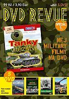 Revue Speciál 1 - Nej Military filmy na DVD - 5x DVD