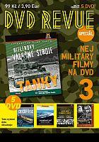 Revue Speciál 3 - Nej Military filmy na DVD - 5x DVD