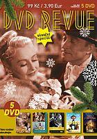 Revue - Vánoční speciál - 5x DVD