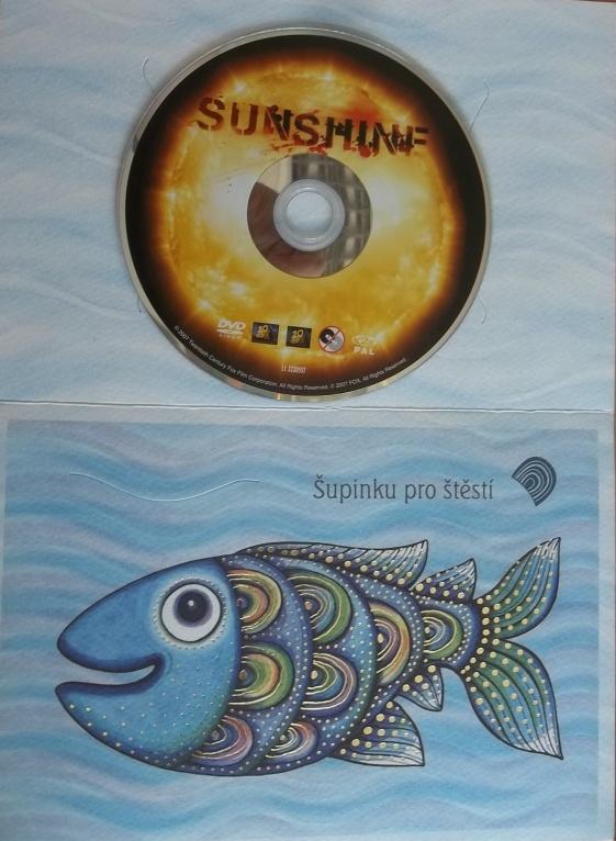 Sunshine (dárková obálka) DVD