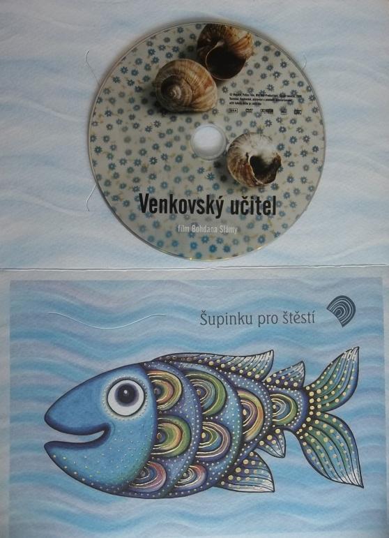Venkovský učitel DVD (dárková obálka)
