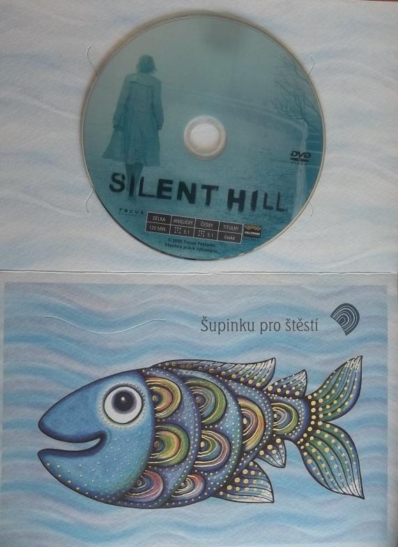 Silent Hill DVD (dárková obálka)