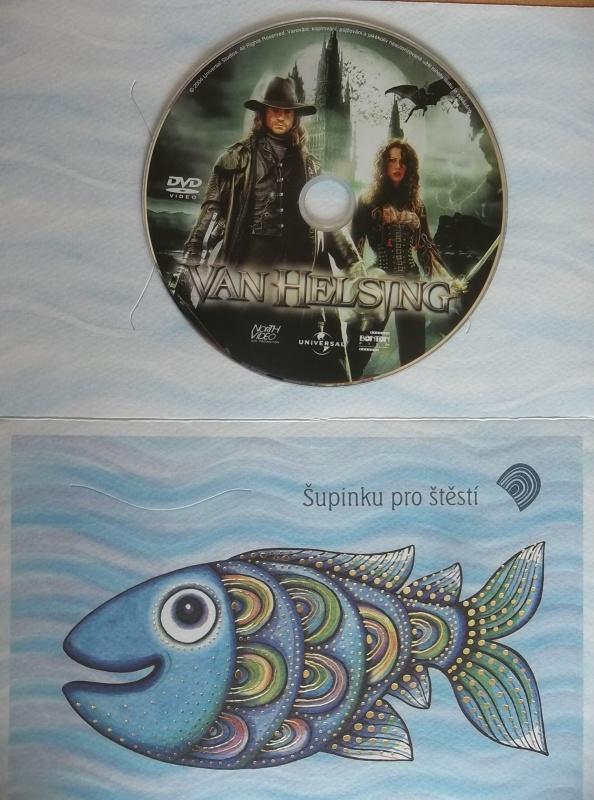 Van Helsing (dárková obálka) DVD