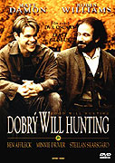 Dobrý Will Hunting DVD plast