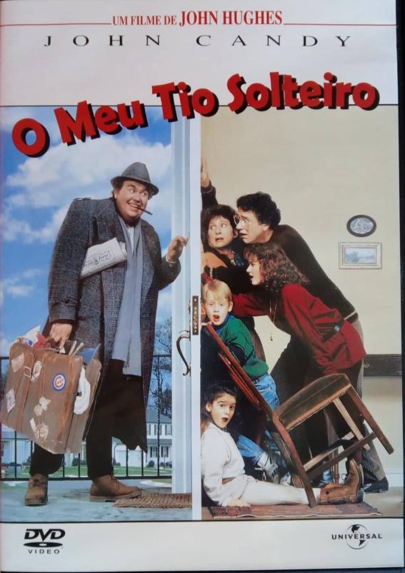 O Meu Tio Solteiro - původní znění (Strýček Buck) DVD