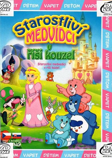 Starostlivý medvídci v říši kouzel - DVD